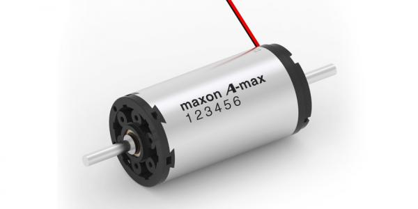 A-max 32 Ø32 mm, Graphite Brushes, 15 Watt, with cables